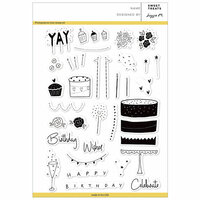 Pinkfresh Studio - Clear Photopolymer Stamps - Sweet Treats