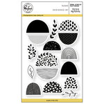 Pinkfresh Studio - Clear Photopolymer Stamps - Semi Circle