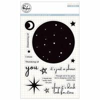 Pinkfresh Studio - Clear Photopolymer Stamps - Constellation