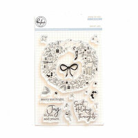 Pinkfresh Studio - Christmas - Clear Photopolymer Stamps - Great Joy