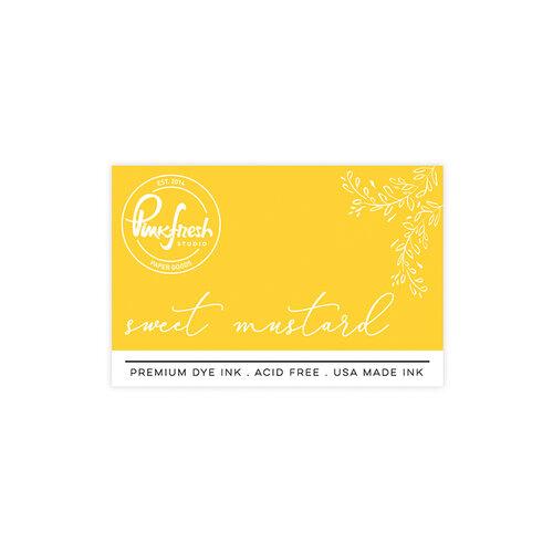 Pinkfresh Studio - Premium Dye Ink Pad - Sweet Mustard