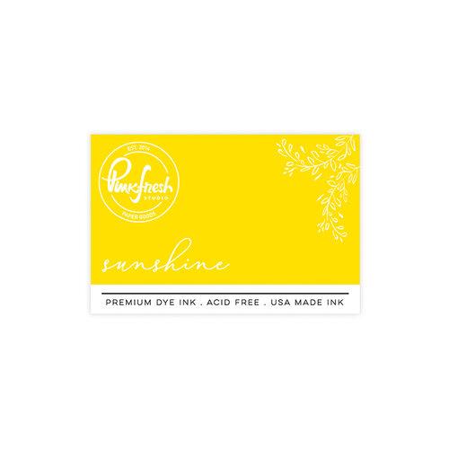 Pinkfresh Studio - Premium Dye Ink Pad - Sunshine