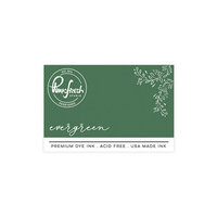 Pinkfresh Studio - Premium Dye Ink Pad - Evergreen