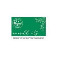 Pinkfresh Studio - Premium Dye Ink Pad - Emerald City