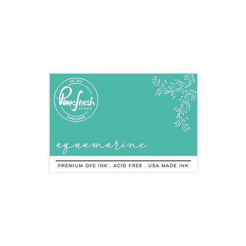 Pinkfresh Studio - Premium Dye Ink Pad - Aquamarine