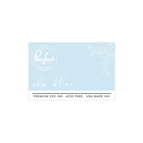 Pinkfresh Studio - Premium Dye Ink Pad - Sky Blue