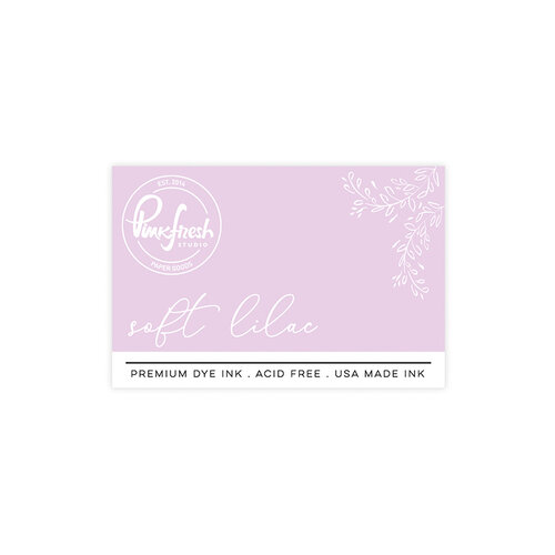 Pinkfresh Studio - Premium Dye Ink Pad - Soft Lilac