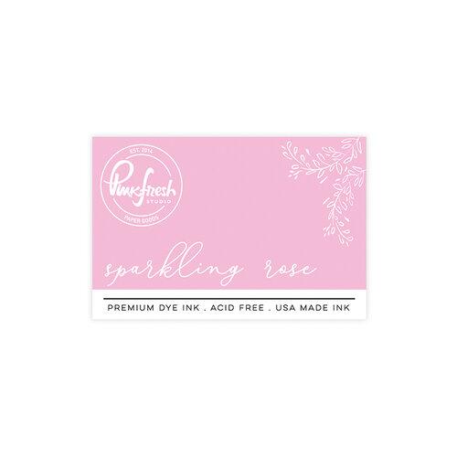 Pinkfresh Studio - Premium Dye Ink Pad - Sparkling Rose