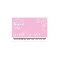 Pinkfresh Studio - Premium Dye Ink Pad - Sparkling Rose