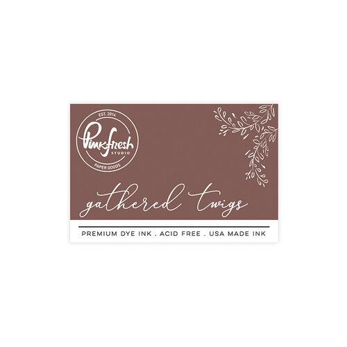 Pinkfresh Studio - Premium Dye Ink Pad - Gathered Twigs