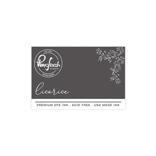 Pinkfresh Studio - Premium Dye Ink Pad - Licorice