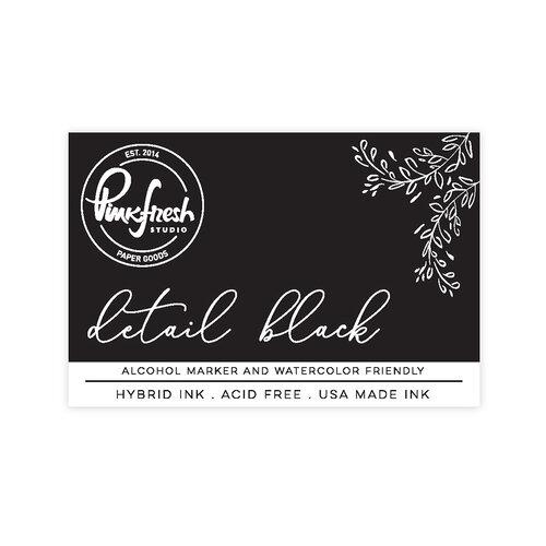 Pinkfresh Studio - Hybrid Ink Pad - Detail Black