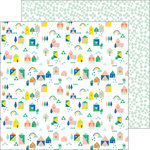 Pinkfresh Studio - Dream On Collection - 12 x 12 Double Sided Paper - Marvel