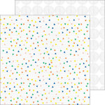 Pinkfresh Studio - Dream On Collection - 12 x 12 Double Sided Paper - Wish