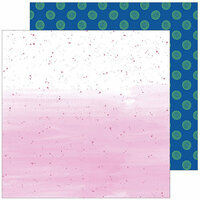 Pinkfresh Studio - Everyday Musings Collection - 12 x 12 Double Sided Paper - Sweet Escape