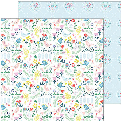 Pinkfresh Studio - Everyday Musings Collection - 12 x 12 Double Sided Paper - Small Things