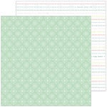 Pinkfresh Studio - Everyday Musings Collection - 12 x 12 Double Sided Paper - Present and Perfect