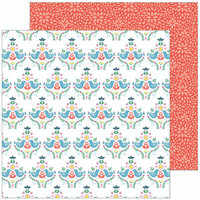Pinkfresh Studio - Everyday Musings Collection - 12 x 12 Double Sided Paper - Time for Fun