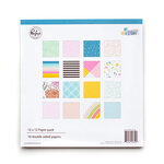 Pinkfresh Studio - My Favorite Story Collection - 12 x 12 Collection Paper Pack