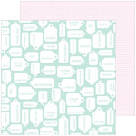 Pinkfresh Studio - My Favorite Story Collection - 12 X 12 Double Sided Paper - Good Life
