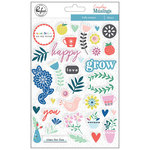 Pinkfresh Studio - Everyday Musings Collection - Puffy Stickers