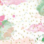 Pinkfresh Studio - Felicity Collection - 12 x 12 Vellum Paper - Confetti Love - Gold