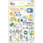 Pinkfresh Studio - Dream On Collection - Puffy Stickers