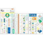Pinkfresh Studio - Dream On Collection - Washi Stickers