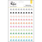Pinkfresh Studio - Felicity Collection - Studio Puffs - Sequins