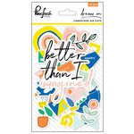 Pinkfresh Studio - Dream On Collection - Die Cut Cardstock Pieces