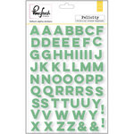 Pinkfresh Studio - Felicity Collection - Vellum Stickers - Alphabet