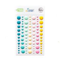 Pinkfresh Studio - My Favorite Story Collection - Self-Adhesive Enamel Dots