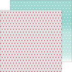 Pinkfresh Studio - Life Noted Collection - 12 x 12 Double Sided Paper - Pascal