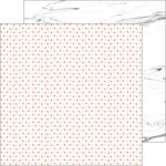 Pinkfresh Studio - Live More Collection - 12 x 12 Double Sided Paper - Embrace
