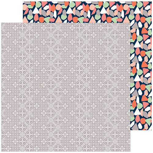 Pinkfresh Studio - Be You Collection - 12 x 12 Double Sided Paper - Lovely