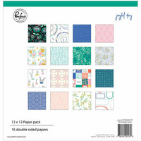 Pinkfresh Studio - Joyful Day Collection - 12 x 12 Paper Pack