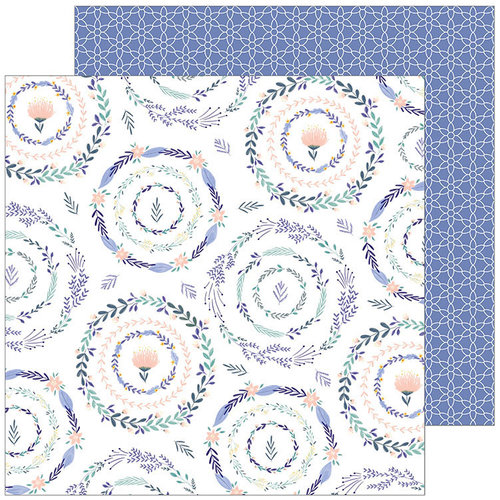 Pinkfresh Studio - Joyful Day Collection - 12 x 12 Double Sided Paper - Big Ideas