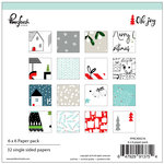 Pinkfresh Studio - Life Noted Collection - 6 x 6 Paper Pack