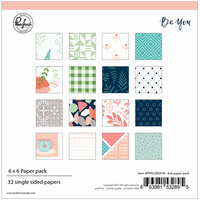 Pinkfresh Studio - Be You Collection - 6 x 6 Paper Pack