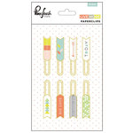 Pinkfresh Studio - Live More Collection - Paper Clip Set