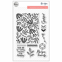 Pinkfresh Studio - Be You Collection - Clear Photopolymer Stamps
