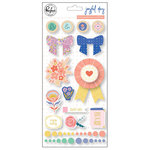 Pinkfresh Studio - Joyful Day Collection - Mixed Embellishment Pack