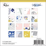Pinkfresh Studio - Indigo Hills Collection - 6 x 6 Paper Pack