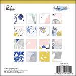 Pinkfresh Studio - Indigo Hills Collection - 6 x 6 Paper Pack