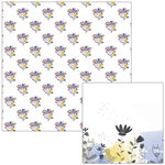 Pinkfresh Studio - Indigo Hills Collection - 12 x 12 Double Sided Paper - Moorland