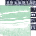 Pinkfresh Studio - Escape the Ordinary Collection - 12 x 12 Double Sided Paper - Dare