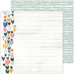 Pinkfresh Studio - Escape the Ordinary Collection - 12 x 12 Double Sided Paper - Chase