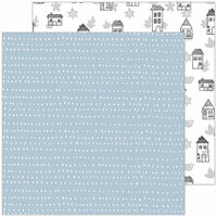 Pinkfresh Studio - A Case of the Blahs Collection - 12 x 12 Double Sided Paper - Oops