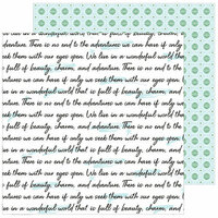 Pinkfresh Studio - Out and About Collection - 12 x 12 Double Sided Paper - Adventure