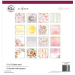 Pinkfresh Studio - Celebrate Collection - 12 x 12 Paper Pack